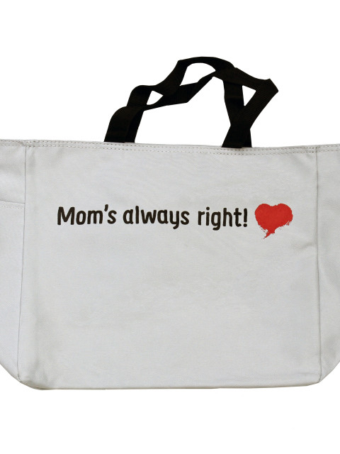 MAR tote front